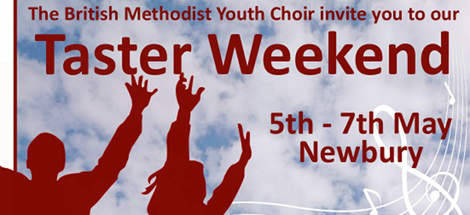 Taster WeekendTry out the BMYC on the weekend of the 5th - 7th May at Newbury Methodist Church.  Sign Up Here!!