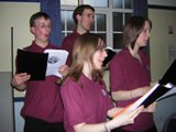 The British Methodist Youth Choir in Concert