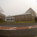 Maghull Methodist Church where the British Methodist Youth Choir (BMYC) Performed on the 6th February 2010