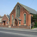 Photograph of North Walsham Methodist Church where the BMYC will be performing its last concert of 2011 on the 15th October