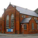 Photograph of Trinity Methodist Church were the BMYC will be performing on the 3rd July at 7:30pm